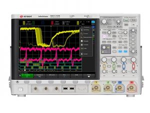 keysight infiniivision oscilloscope repair